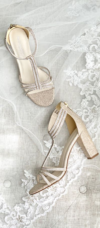 Shop ladies evening and prom shoes